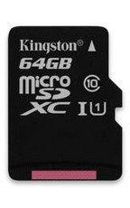 KINGSTON Karta Pamięci microSDXC 64GB z adapterem SD i czytnikiem USB