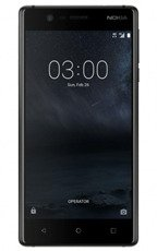 NOKIA 3 Single SIM Czarna