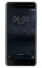 NOKIA 6 Single SIM Czarna 32GB