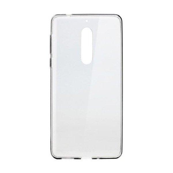 Etui Nokia Slim Crystal Case CC-102 do Nokia 5