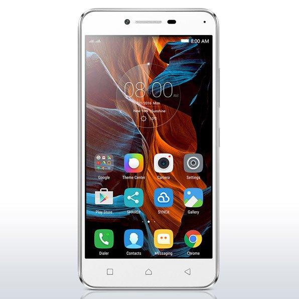 Lenovo K5 LTE 16GB Dual SIM Srebrny
