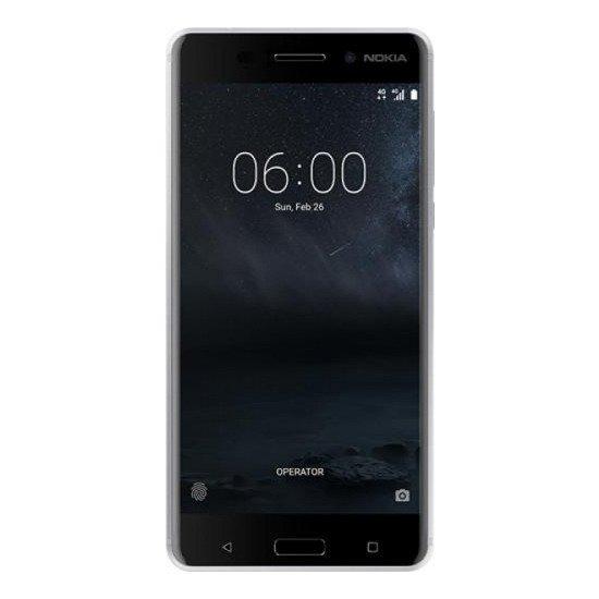 NOKIA 6 Dual SIM Srebrna 32GB LTE