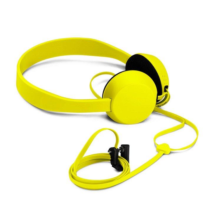 Słuchawki COLOUD KNOCK dla Nokia Żółte WH-520 / OUTLET