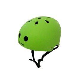 Kawasaki kask otwarty zielony regulowany rozmiar L/XL (56 - 60)